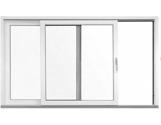 Iglo HS Schiebetür - 7 Kammer Fenster - Hebe- Schiebetür - Hersteller Drutex S.A. - Fensterhof