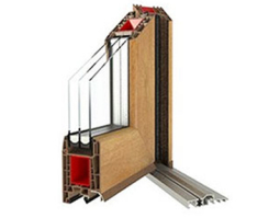 Drutex Haustür Profil - Iglo Energy Türen - Haustüren - Eingangstüren - Aussentüren - Passivhaus