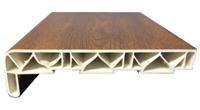 Drutex Fensterbank - Innenprofil - Golden Oak