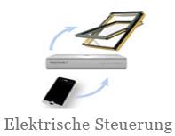 Fakro Dachfenster Zubehör - Elektrische Steuerung - Kettenantrieb - App Steuerung - B&F Fensterhof
