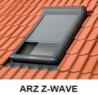 Fakro Dachfenster Rollladen - Außenrollladen - Aussenrollladen - Elektro Antireb - Modell ARZ Z-WAVE - B&F Fensterhof