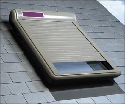 Fakro Rollladen ARZ Solar - Zubehör Dachfenster - Aussenrollladen - B&F Fensterhof