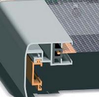Fakro Netzmarkise Aufbau - Dachfenster Zubehör