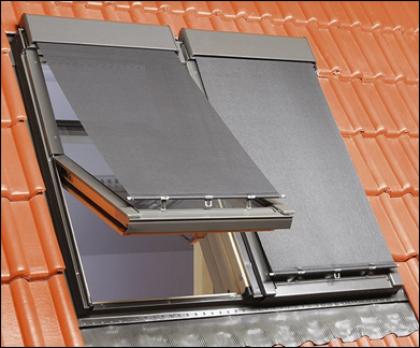 Fakro Netzmarkise - Dachfenster AMZ - Dachfenster Zubehör