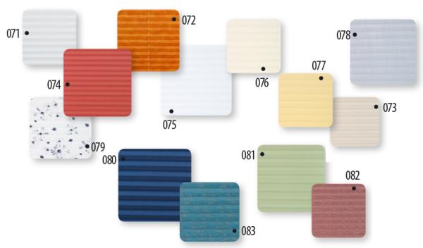 Fakro Innenrollo für Dachfenster - Dachfenster Faltstore APS - Faltstore APS Farben - Dachfenster Zubehör - B&F Fensterhof