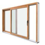 Drutex S.A. - Iglo HS Hebe- Schiebetür - farbig vom Fensterhof