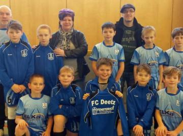B&F Fensterhof - Sponsor - Sponsoring Fußballverein FC Deetz - Bruhn & Frankenberg GbR