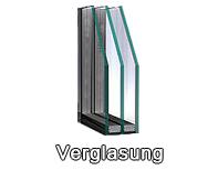 Verglasung Fenster - Türen - Balkontüren - Schiebetüren - Scheiben - Zweifach Verglasung - Dreifach Verglasung - Vierfach Verglasung - Drutex S.A. - B&F Fensterhof