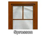 Zubehör Drutex Fenster - Sprossen - innenliegende Sprossen - aufgesetzte Sprossen - Wiener Sprossen - Fenstersprossen - B&F Fensterhof