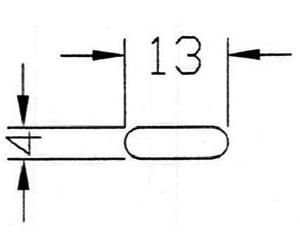 Federkopplung - Kopplung - Kopplungsprofil - Kunststoffprofile - Drutex S.A.