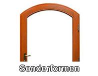Drutex Zubehör - Sonderformen - Rundbogen - Stichbogen - schräge Rahmen - Formen - Drutex S.A. - B&F Fensterhof