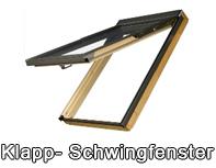 Fakro Dachfenster - Klapp- Schwingfenster - Kunststoffdachfenster - Holzdachfenster
