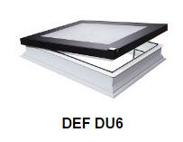 Fakro Dachfenster - Flachdachfenster DEF DU6 - Fensterhof