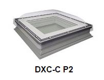 Fakro Dachfenster Rund - Flachdachfenster DXC-C P2 - Fensterhof