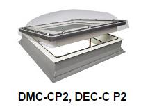 Fakro Dachfenster Rund - Flachdachfenster DMC-CP2 DEC-C P2 - Fensterhof