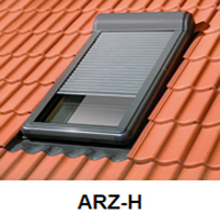 Fakro Dachfenster Rollladen - Außenrollladen - Aussenrollladen - Modell ARZ-H - B&F Fensterhof
