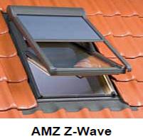 Fakro Netzmarkise AMZ Z-WAVE elektrisch - Zubehör Fakro Dachfenster