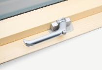 Fakro Dachfenster Zubehör - Abschließbarer Fenstergriff ZBH - Fakro Fenstergriff - B&F Fensterhof