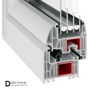 Fenster Iglo Energy - Drutex beim Fensterhof