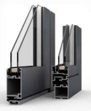 MB-45 Aluminiumfenster - Aluprof - Drutex - günstig Aluminium Fenster kaufen