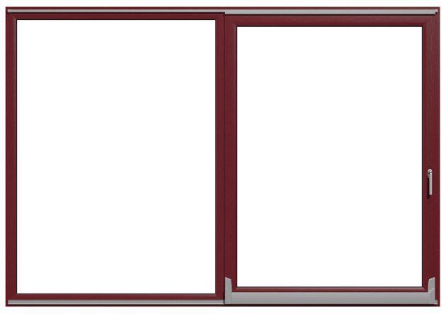 Drutex S.A. - PSK Parallel- Schiebe- Kipptür - Schiebetür - Fenster - Terassentür