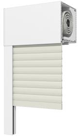 Drutex S.A. Rollladen - Aufsatzrollladen für Drutex Fenster und Balkontüren