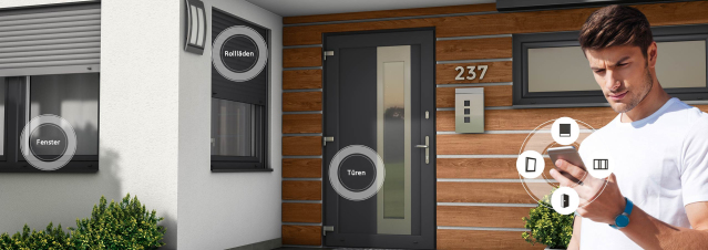 Gebäudeautomation - Fenster, Türen, Rollläden Drutex S.A.