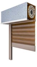 Drutex Unterputzrollladen - Rollladen Unterputz - Unterputz Rolladen - Aluminium