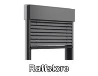 Raffstore - Sichtschutz für Fenster und Balkontüren - Drutex S.A.