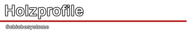 Schiebetüren Drutex - Holz Schiebetüren - Schiebetüren aus Holz - Hebe Schiebetür - PSK Schiebetür