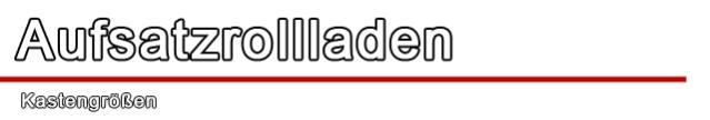 Aufsatzrollladen - Drutex S.A. - Rolladen - Rollladen - Fensterhof